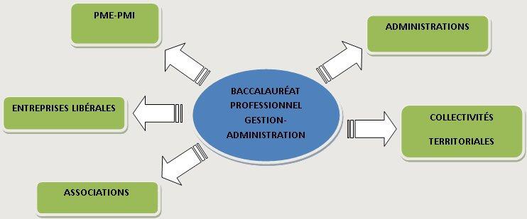 presentation du BAC Pro GA